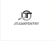 J.T. Carpentry Logo - Entry #39