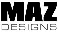 Maz Designs Logo - Entry #59