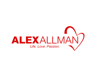 Alex Allman Logo - Entry #35