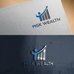 MGK Wealth Logo - Entry #484