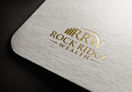 Rock Ridge Wealth Logo - Entry #333