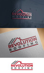 Revolution Roofing Logo - Entry #299