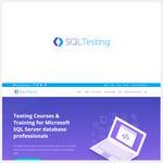 SQL Testing Logo - Entry #323
