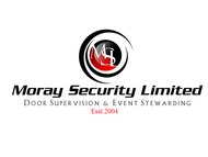 Moray security limited Logo - Entry #100