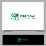 When Pigs Fly Photography Logo - Entry #47