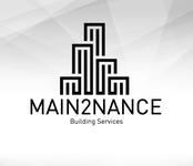 MAIN2NANCE BUILDING SERVICES Logo - Entry #87