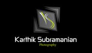 Karthik Subramanian Photography Logo - Entry #194