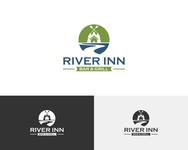 River Inn Bar & Grill Logo - Entry #73