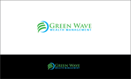 Green Wave Wealth Management Logo - Entry #268