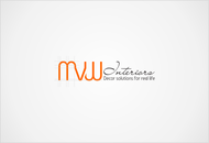 MvW Interiors Logo - Entry #82
