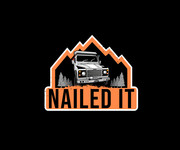 Nailed It Logo - Entry #38