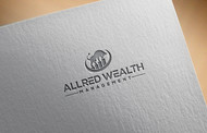 ALLRED WEALTH MANAGEMENT Logo - Entry #904