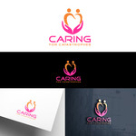 CARING FOR CATASTROPHES Logo - Entry #32
