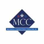 Mechanical Construction & Consulting, Inc. Logo - Entry #6