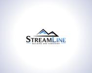 STREAMLINE building & carpentry Logo - Entry #111