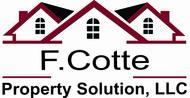 F. Cotte Property Solutions, LLC Logo - Entry #242