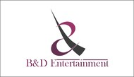 B&D Entertainment Logo - Entry #35