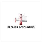 Premier Accounting Logo - Entry #387
