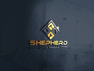 Shepherd Drywall Logo - Entry #92