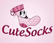 Cute Socks Logo - Entry #42