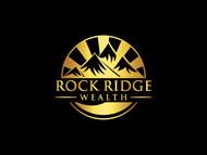 Rock Ridge Wealth Logo - Entry #361