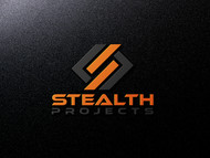 Stealth Projects Logo - Entry #47