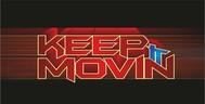 Keep It Movin Logo - Entry #456