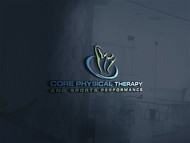 Core Physical Therapy and Sports Performance Logo - Entry #23