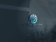 ALL PURE SOLUTIONS Logo - Entry #51