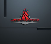Acadiana Fire Extinguisher Sales and Service Logo - Entry #86