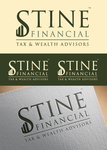 Stine Financial Logo - Entry #172