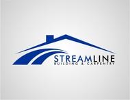 STREAMLINE building & carpentry Logo - Entry #78