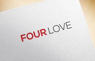 Four love Logo - Entry #49