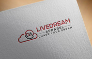 LiveDream Apparel Logo - Entry #259
