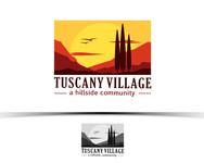 Tuscany Village Logo - Entry #133
