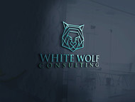 White Wolf Consulting (optional LLC) Logo - Entry #456