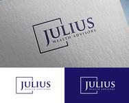 Julius Wealth Advisors Logo - Entry #542