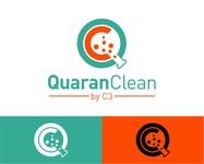 QuaranClean Logo - Entry #75