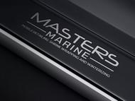 Masters Marine Logo - Entry #88