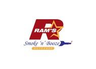 Rams Duty Free + Smoke & Booze Logo - Entry #279