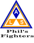 Phil's Fighters Logo - Entry #32