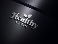 Healthy Livin Logo - Entry #48