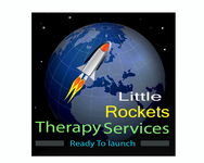 Little Rockets Therapy Services Logo - Entry #70