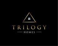TRILOGY HOMES Logo - Entry #224