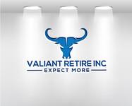Valiant Retire Inc. Logo - Entry #365
