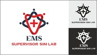 EMS Supervisor Sim Lab Logo - Entry #21