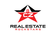 CZ Real Estate Rockstars Logo - Entry #126