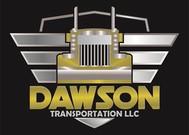 Dawson Transportation LLC. Logo - Entry #250
