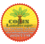 Colin Tree & Lawn Service Logo - Entry #78
