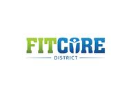 FitCore District Logo - Entry #117